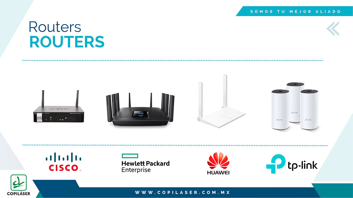 Routers ROUTERS